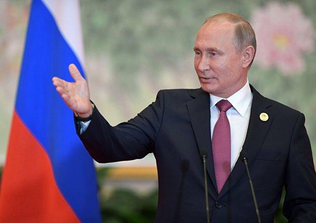 普京呼吁针对斯克里帕利中毒案停止空谈而采取切实合作