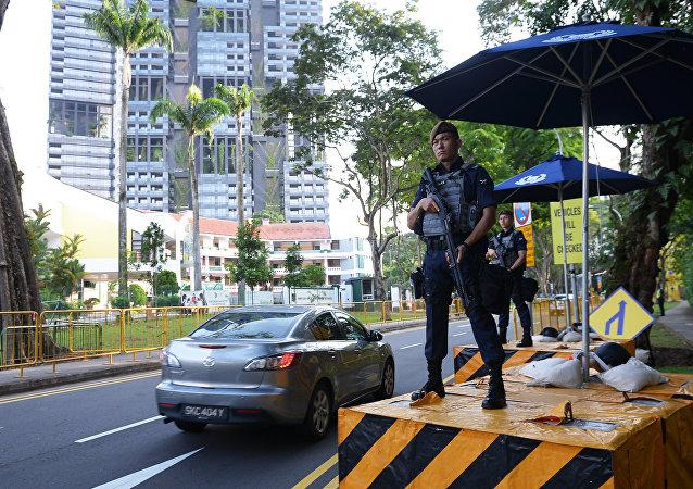 """在新加坡的""""特金会""""将耗资约2000万美元"""