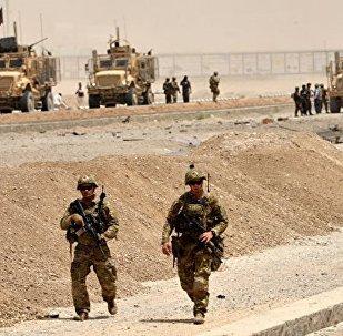 集安组织担心北约在阿富汗的不透明行动