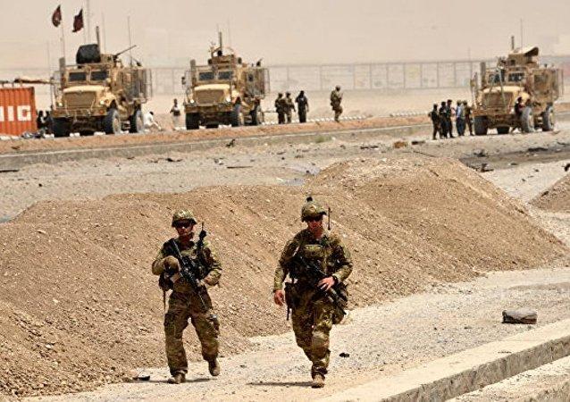 集安組織擔心北約在阿富汗的不透明行動
