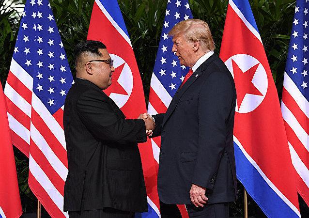 首尔希望朝美首脑会晤后将制定无核化具体措施