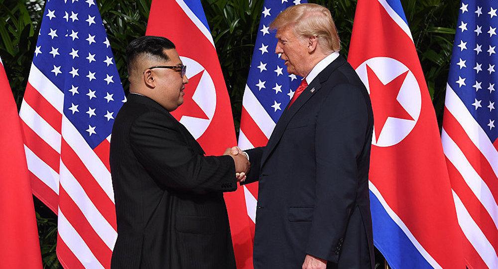 首爾希望朝美首腦會晤後將制定無核化具體措施