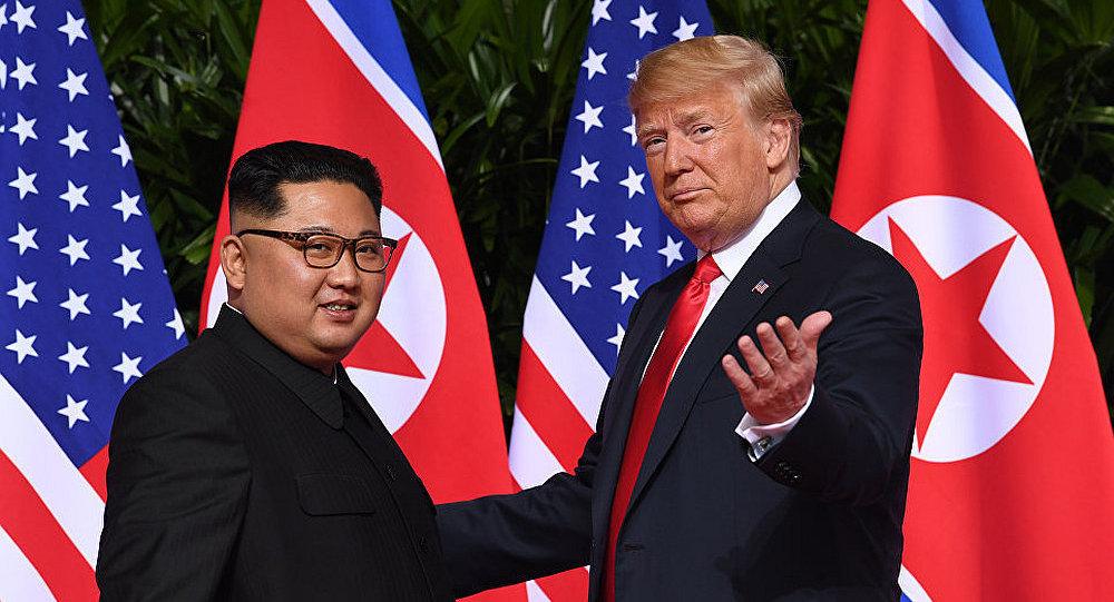 《纽约时报》:美国退出《中导条约》是给朝鲜释放微妙信号