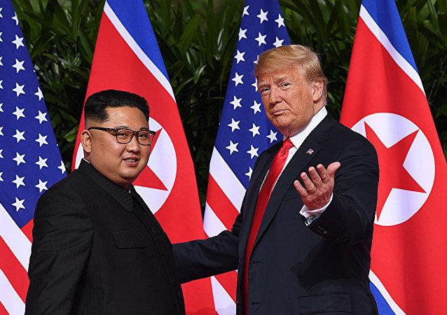 媒體稱特朗普已向金正恩發第2次會晤邀請:2月中旬越南見