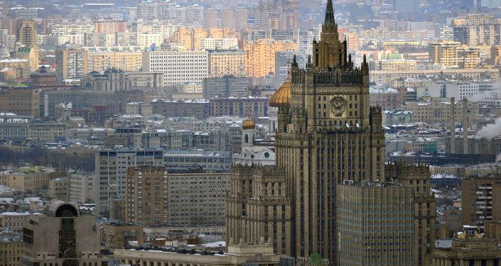 俄外交部:俄认为扩大禁止化武组织职权非法