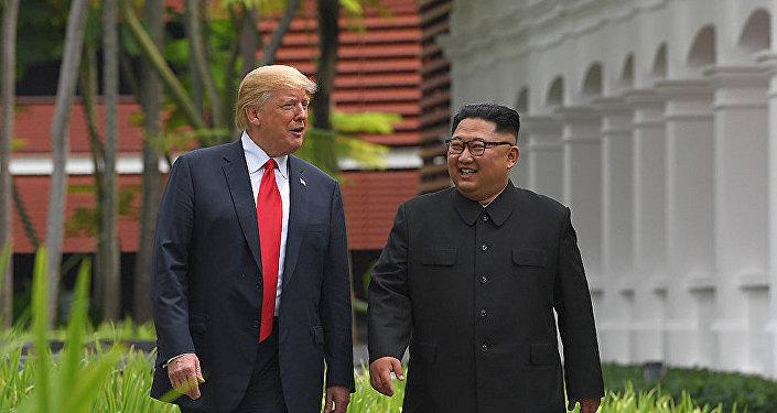 美国家安全顾问称金特会或将于近两个月内举行