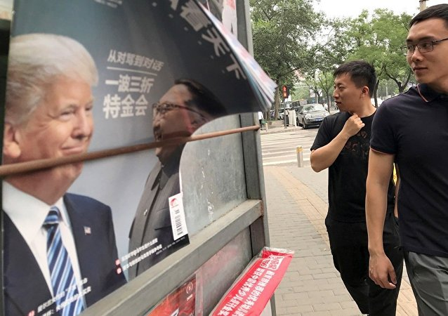 特朗普:朝鮮的核威脅不再存在