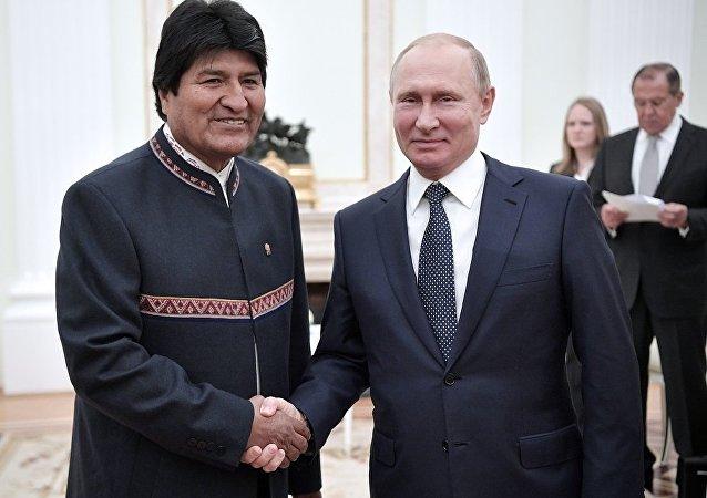俄玻兩國總統強調防止太空軍備競賽的必要性