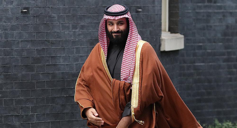 沙特王儲前往俄羅斯參加2018世界杯開幕式