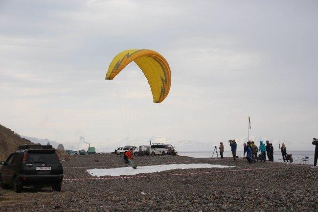 跳傘基地:「遠東一公頃」利用方案之一