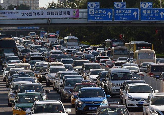 中国将在汽车上安装用于追踪车辆的无线射频识别芯片