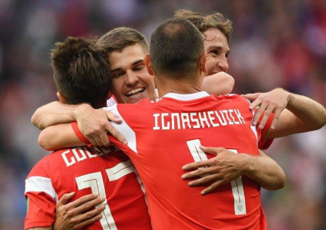 俄罗斯队是世界杯进球效率最高的球队