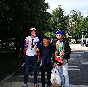 中国球迷:西方制裁阴云下 俄罗斯仍给世界呈现完美足球盛宴