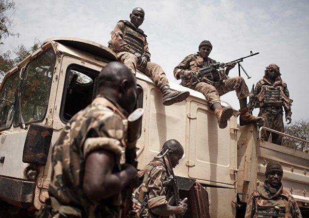 中非共和國