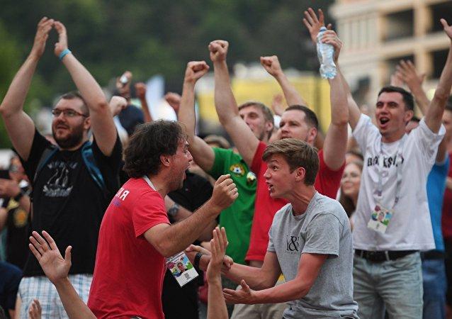 俄罗斯世界杯期间52万人到访索契