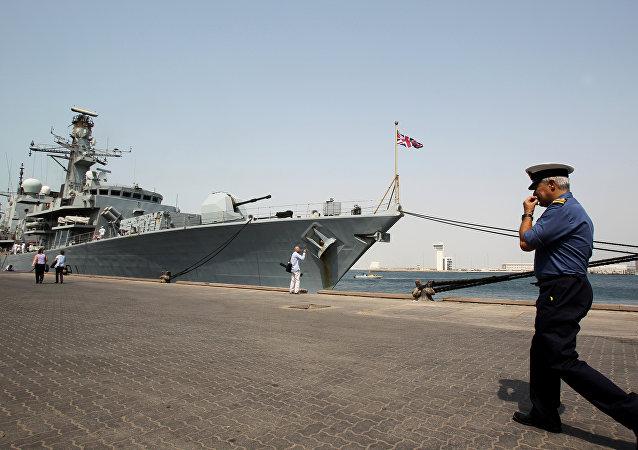 媒體:英國在退歐後將無力保護其領海