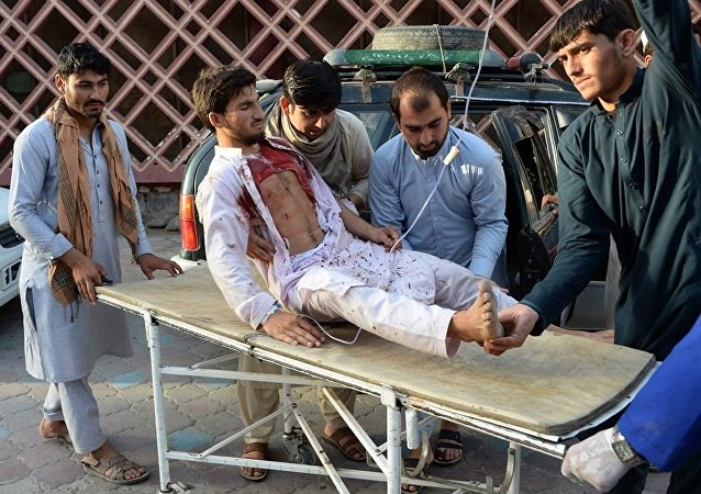 媒體:阿富汗爆炸事件死亡人數升至20人