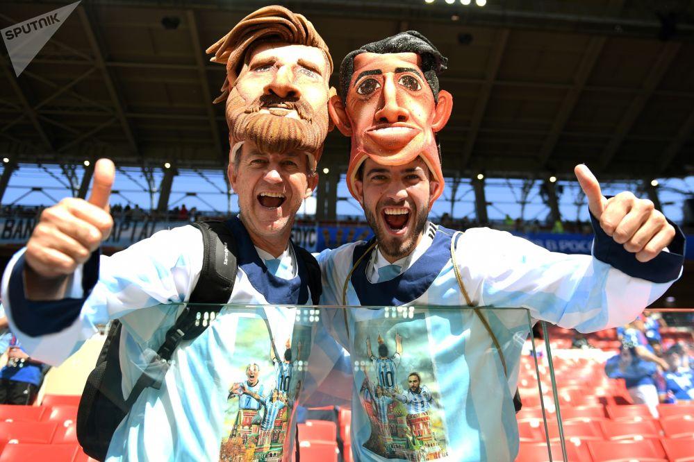 阿根廷队球迷