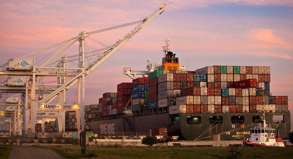 中国海关总署:6月中国对美出口增速同比大幅下降近24个百分点