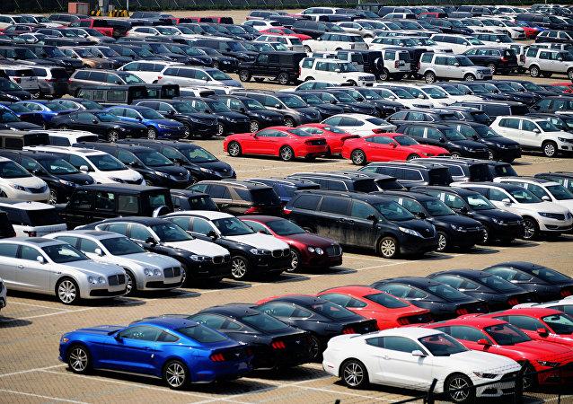 中国汽车产销量连续5年超过2000万辆 稳居世界第一