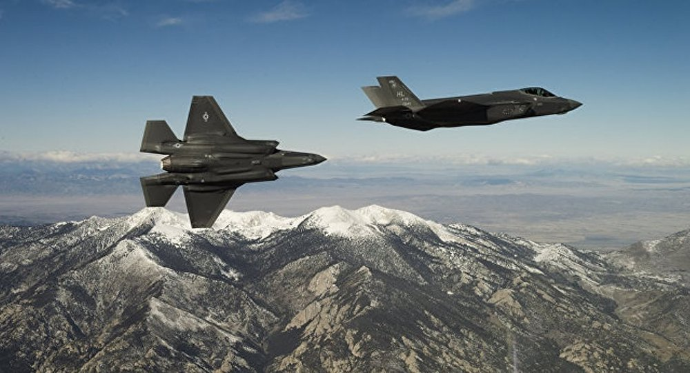 媒體:美五角大樓與洛克希德·馬丁公司達成F-35戰機採購協議