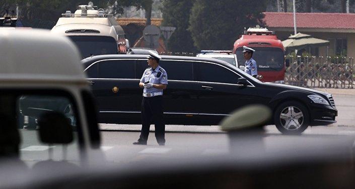 專家:金正恩前往中國介紹朝美峰會結果