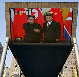 金正恩90天内3次访华史上罕见 展示中朝战略协调的重要性