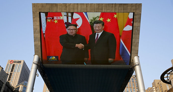 金正恩90天內3次訪華史上罕見 展示中朝戰略協調的重要性