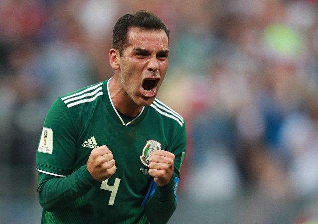 墨西哥国家队队长拉斐尔·马尔克斯