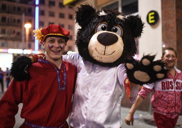 民調:超80%的俄公民認為自己幸福