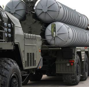 印度駐俄大使:新德里期待俄將按期向印度供應S-400系統