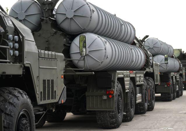 S-400防空系统