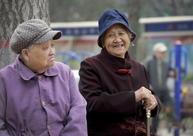 長壽者如何破壞世界經濟