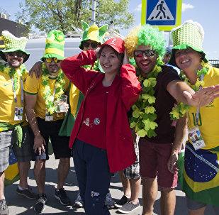 世界杯志愿者活动助我圆梦