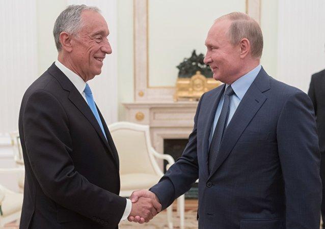 普京:俄羅斯對世界杯進程滿意 感謝各方的參與