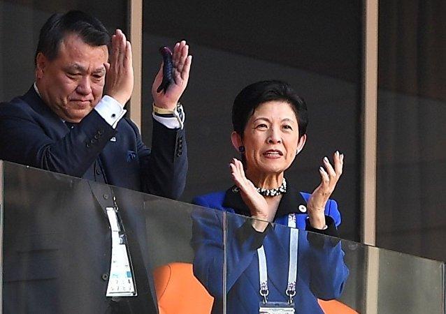 日本宪仁亲王妃久子感谢俄罗斯萨兰斯克的热情接待
