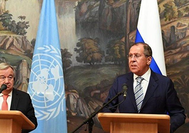 俄方稱不認同華盛頓有關聯合國對以色列懷有敵意的指責