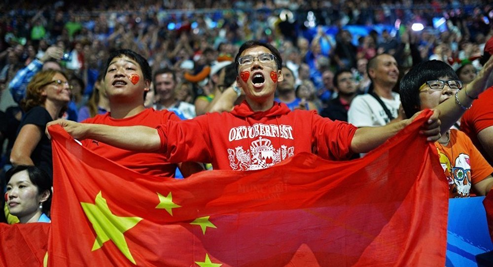 2018世界杯期间万余中国顾客在中央百货和列宁格勒百货享受退税服务
