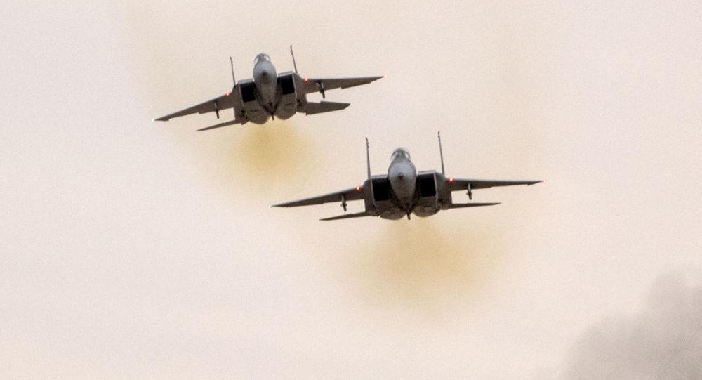 以空軍攻擊加沙地帶20處目標 回應火箭彈襲擊