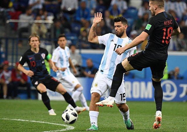 世界杯D組:克羅地亞力克阿根廷 提前出線