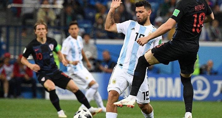 世界杯D组:克罗地亚力克阿根廷 提前出线