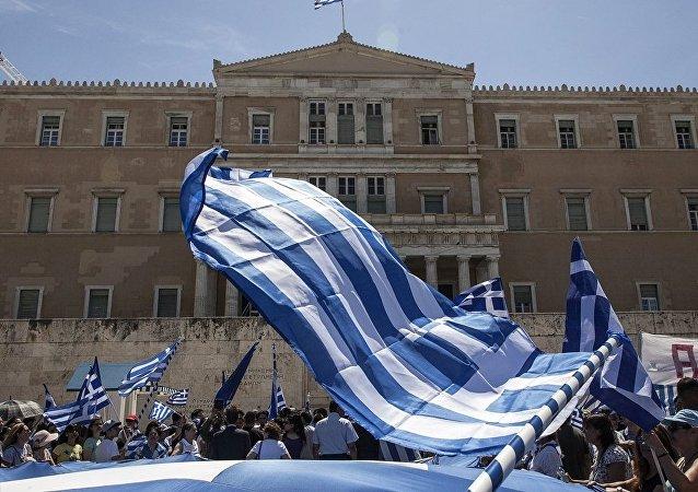 希臘財長對歐元集團會議結果滿意