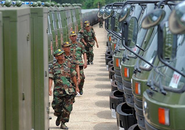 柬埔寨大选并不影响与中国的关系