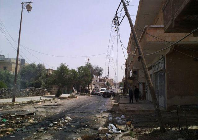 叙利亚德拉省