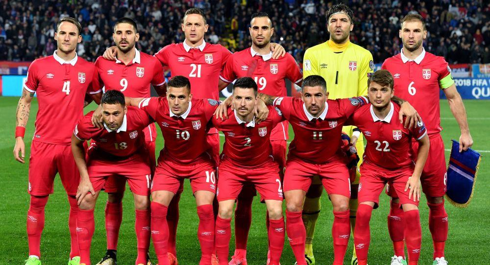 塞尔维亚队
