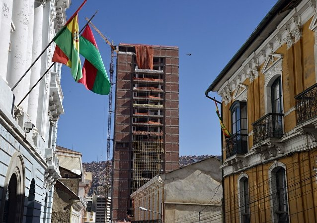 俄外交官:玻利維亞核研究中心建設工程7月將在俄方協助下啓動