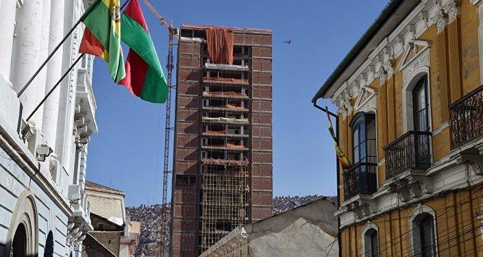 玻利维亚国旗