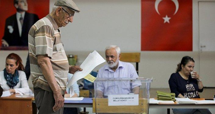 土耳其的總統和議會選舉已經開始