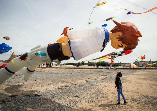 英國風箏節