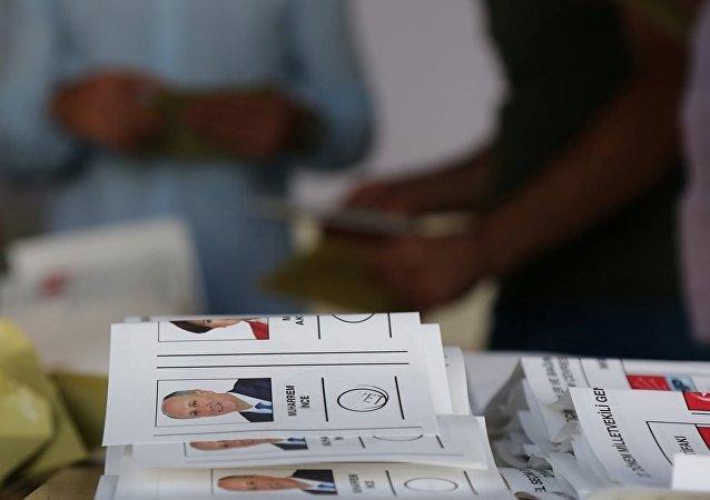 土耳其總統選舉公正透明